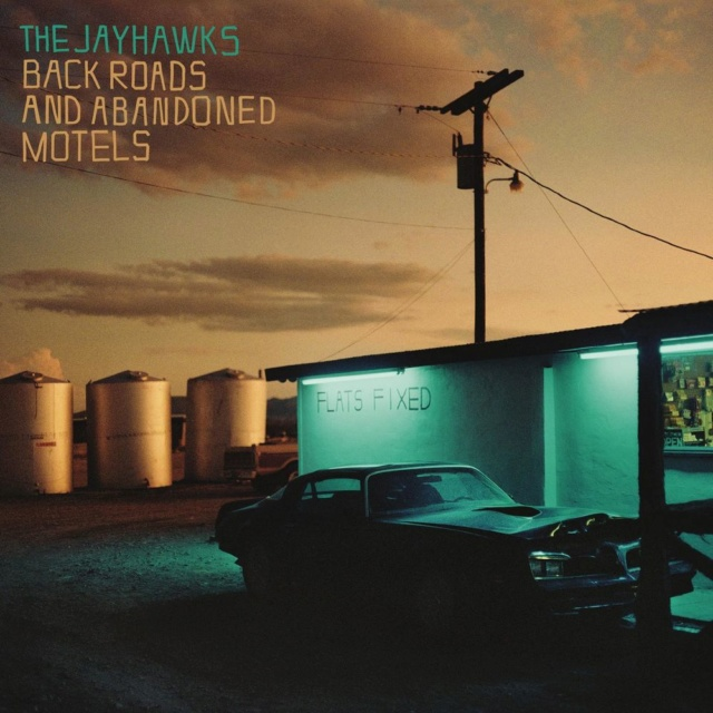 The Jayhawks - Back Roads and Abandoned Motels (2018) Cover36