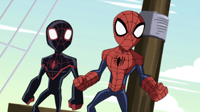 LA ÚLTIMA PELÍCULA QUE HAS VISTO... ¡EN EL CINE! - Página 6 Spider10