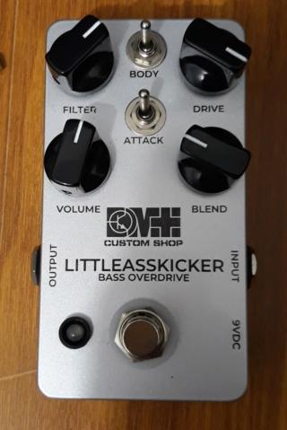 Bass Drive DMT Little Ass Kicker 20210311