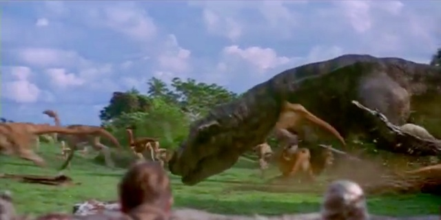 The Gallimimus Scene from Jurassic Park 89348f10
