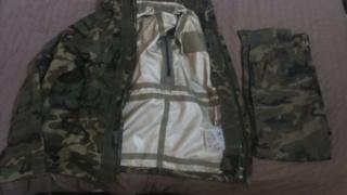 venta de material y ropa 212
