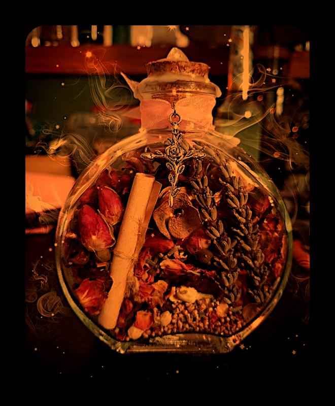 Магия Защиты Ведьмовской Бутылки. 116