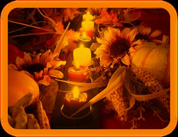 Ритуалы Мабона. 410