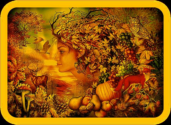 Чем можно заняться в Праздник Осеннего Равноденствия? 710