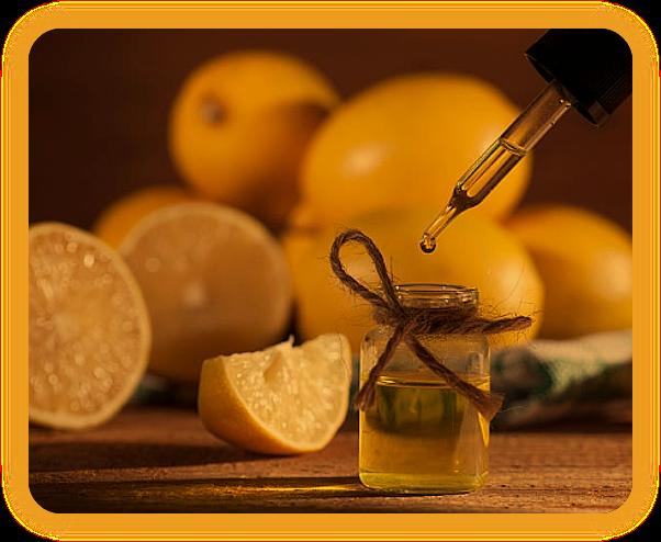 Эфирное масло Лимона. _410