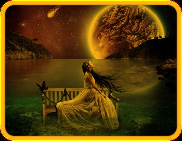 Обряды в дни лунного затмения: на здоровье, красоту, удачу в любви. A10