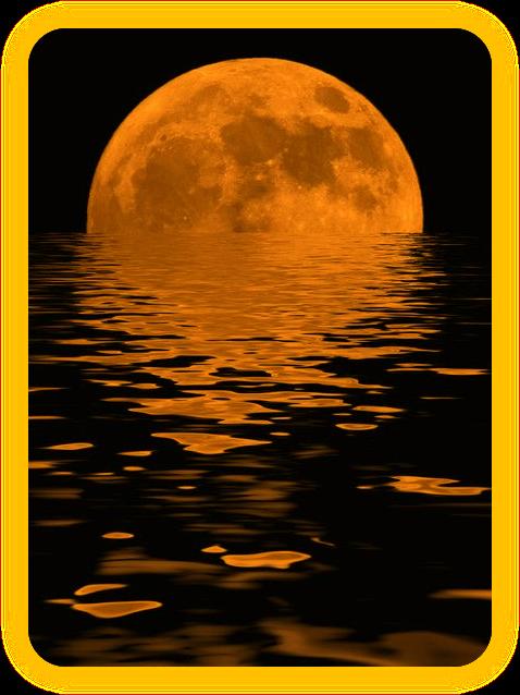 Магическая Лунная Вода. A_1010