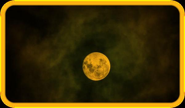 Лунное затмение - приметы. A_510