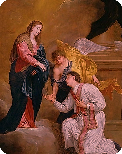 «Настоящий» Святой Валентин не был покровителем любви. Ao_a_n10
