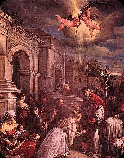 «Настоящий» Святой Валентин не был покровителем любви. E_aau10