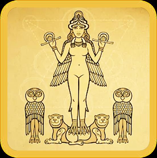 Магия древнего Вавилона. Iaa10
