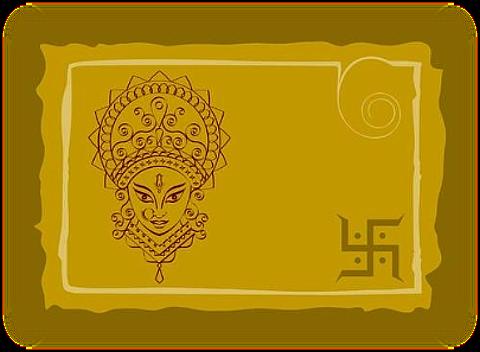 Дурга, Великая Мать. Saa_710