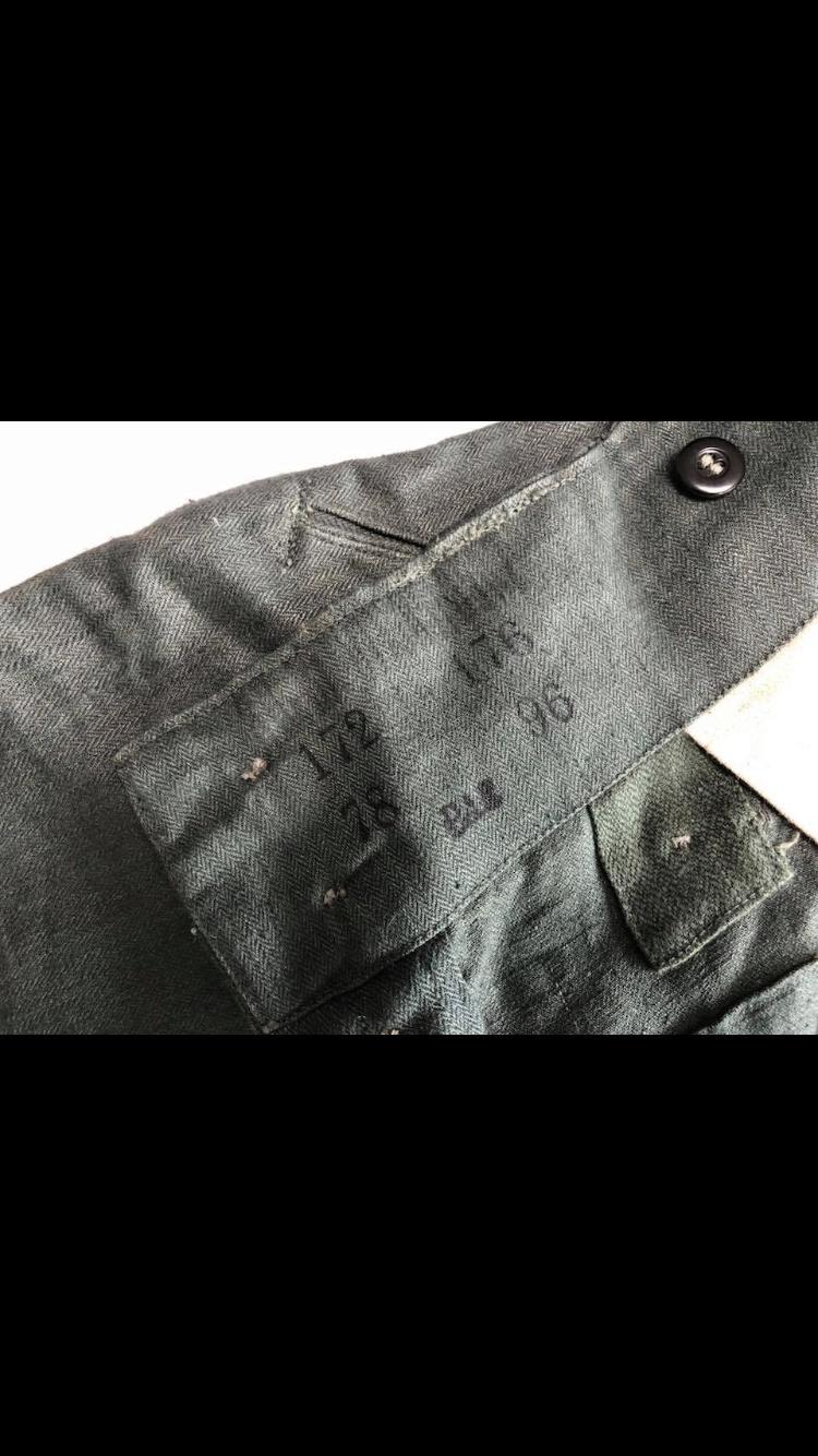 Pantalon allemand  4338e610