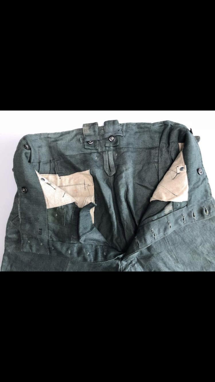 Pantalon allemand  479c5c10