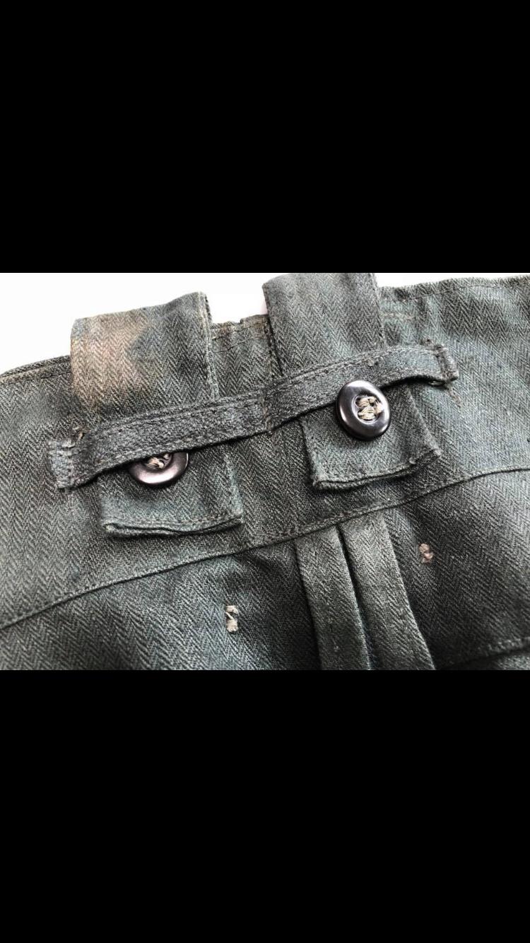Pantalon allemand  92736410