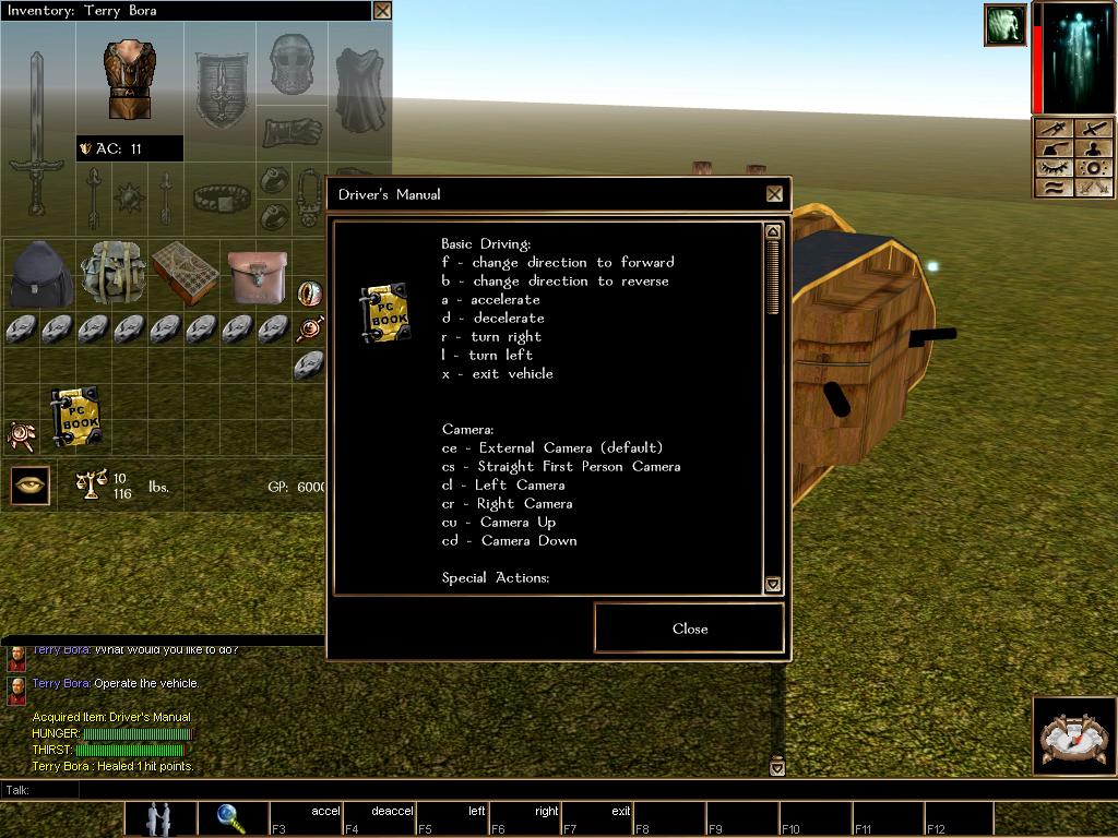 Server Blog  Dmanue10