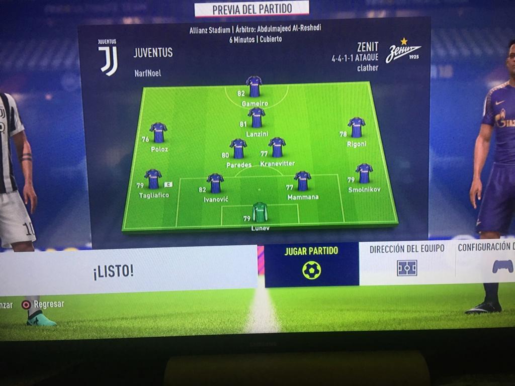 [FECHA 4] Zenit - Juventus 899ad210