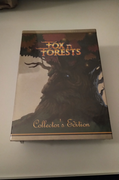 [ECH] Fox N Forest collector Nintendo Switch Img_2032