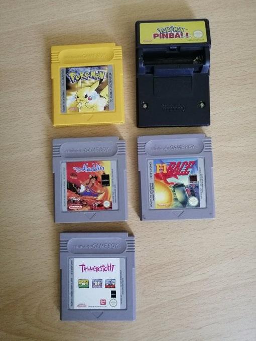 [Vds]Petit lot Game Boy Color TBE, jeux, malette 45€ Vgzw1y10