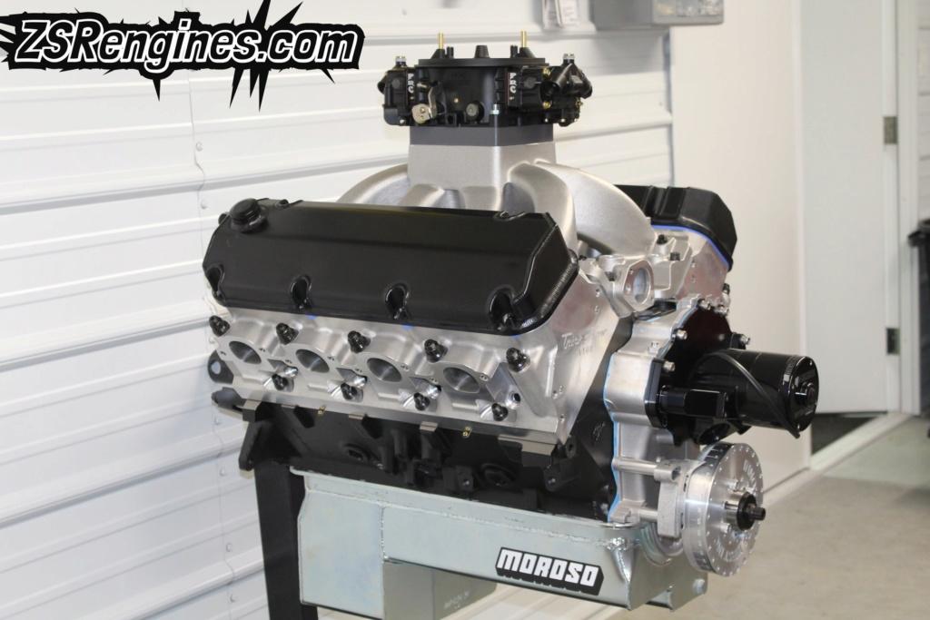 Custom Carburetor for pump gas 598 67954512