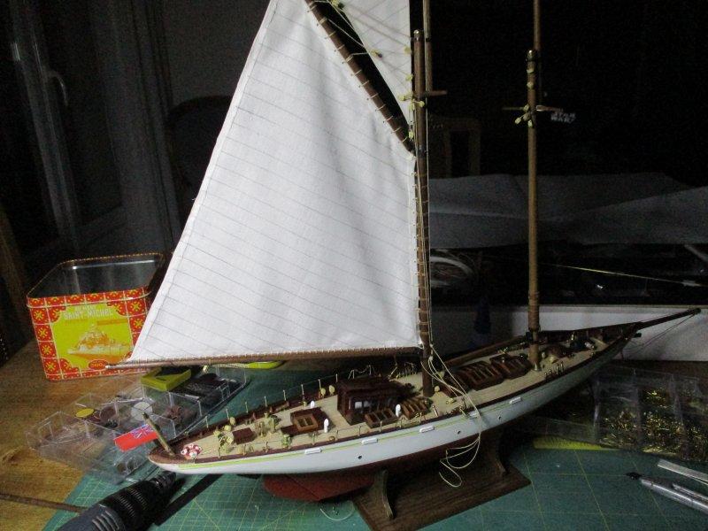 Altaïr - Yacht anglais 1931 (base Constructo 1/67°) par Fred P. - Page 4 Altaz124