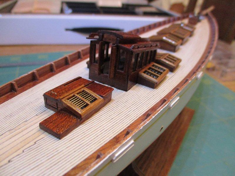 Altaïr - Yacht anglais de 1931 - 1/67e - Constructo - Page 3 Altazc83