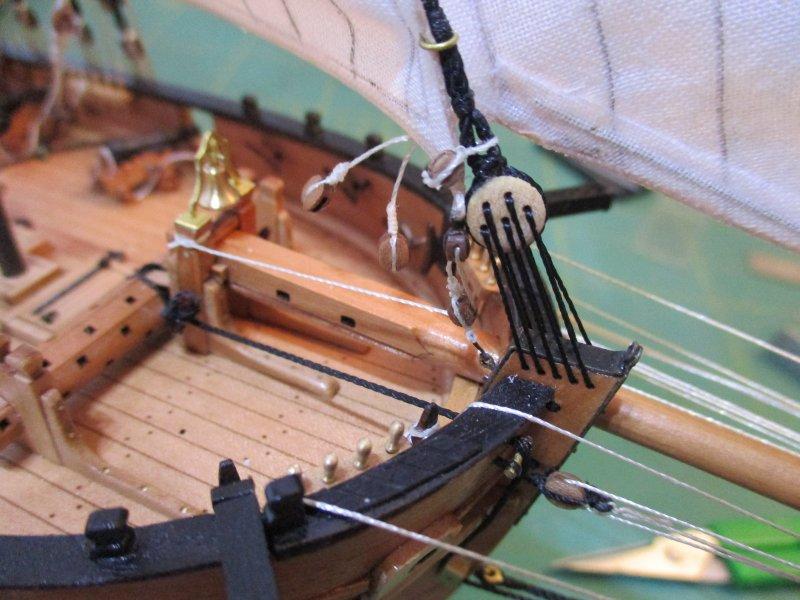 3-mâts barque Pourquoi Pas? - 2) Gréement (Billing Boats 1/75°) de Yves31 - Page 20 Avos_140