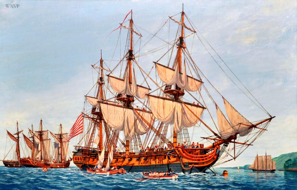 USF Confederacy (Model Shipways 1/64°) par Fred P. Confed18