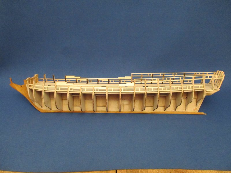 USF Confederacy (Model Shipways 1/64°) par Fred P. - Page 2 Confed34