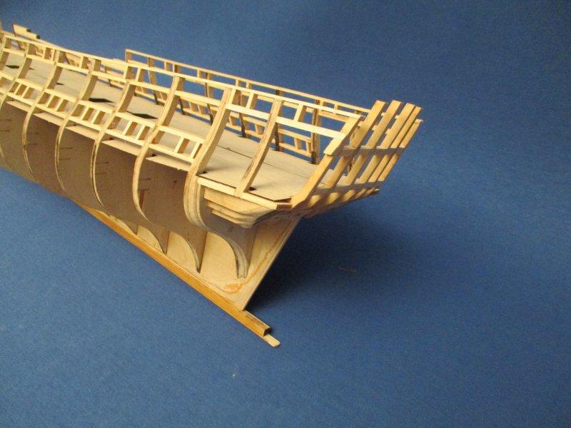 USF Confederacy (Model Shipways 1/64°) par Fred P. - Page 2 Confed35
