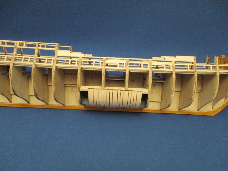 USF Confederacy au 1/64e - Model Shipways par Fred P. - Page 2 Confed37