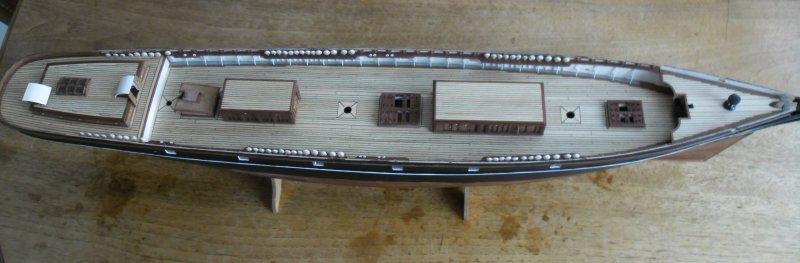Cutty Sark au 1/84e - Artesania Latina par Fred P. - Page 5 Cutty-10
