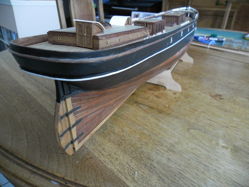 Cutty Sark au 1/84e - Artesania Latina par Fred P. - Page 5 Cutty-13