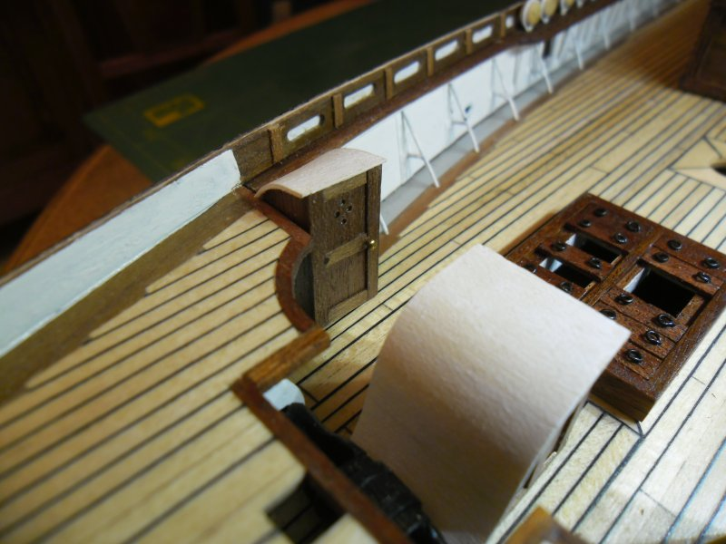Cutty Sark au 1/84e - Artesania Latina par Fred P. - Page 5 Cutty-17