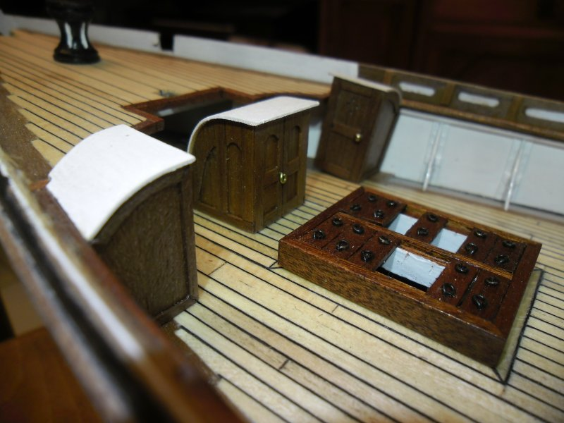 Cutty Sark au 1/84e - Artesania Latina par Fred P. - Page 5 Cutty-18