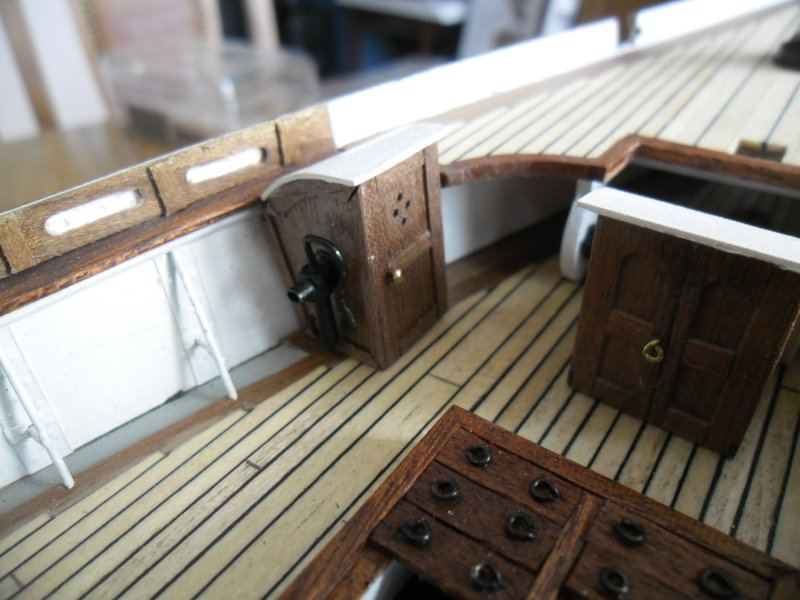 Cutty Sark au 1/84e - Artesania Latina par Fred P. - Page 5 Cutty-27