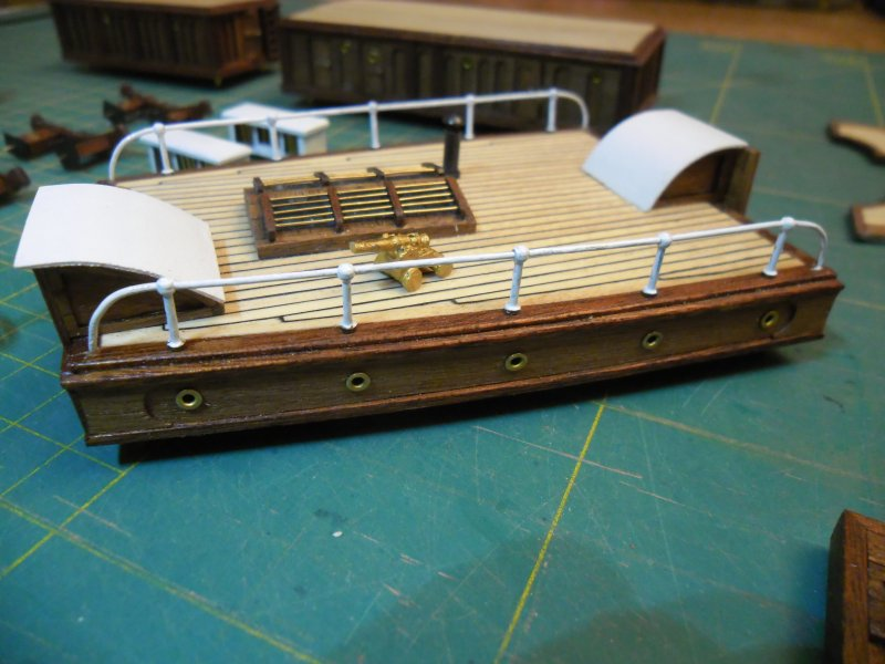 Cutty Sark au 1/84e - Artesania Latina par Fred P. - Page 6 Cutty-66