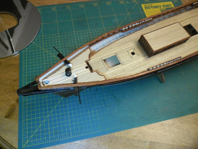 Cutty Sark au 1/84e - Artesania Latina par Fred P. - Page 6 Cutty-75