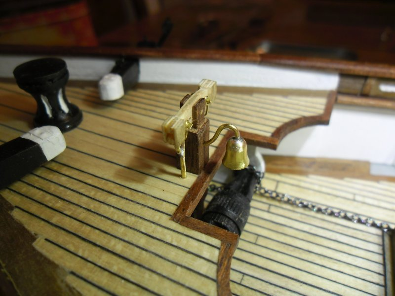 Cutty Sark au 1/84e - Artesania Latina par Fred P. - Page 6 Cutty-77