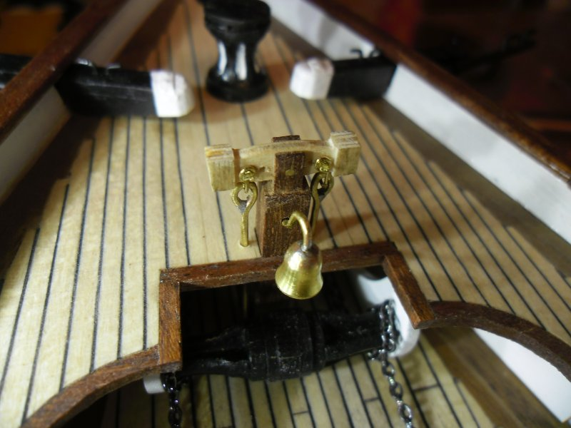 Cutty Sark au 1/84e - Artesania Latina par Fred P. - Page 6 Cutty-78