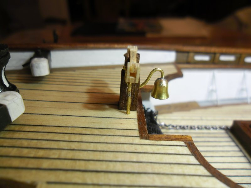 Cutty Sark au 1/84e - Artesania Latina par Fred P. - Page 6 Cutty-79