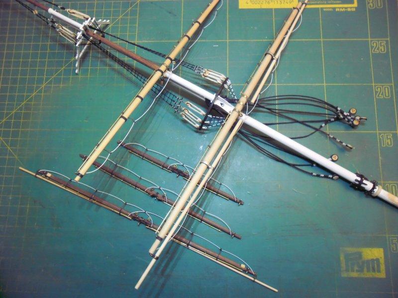 Cutty Sark au 1/84e - Artesania Latina - Page 11 Cutty173