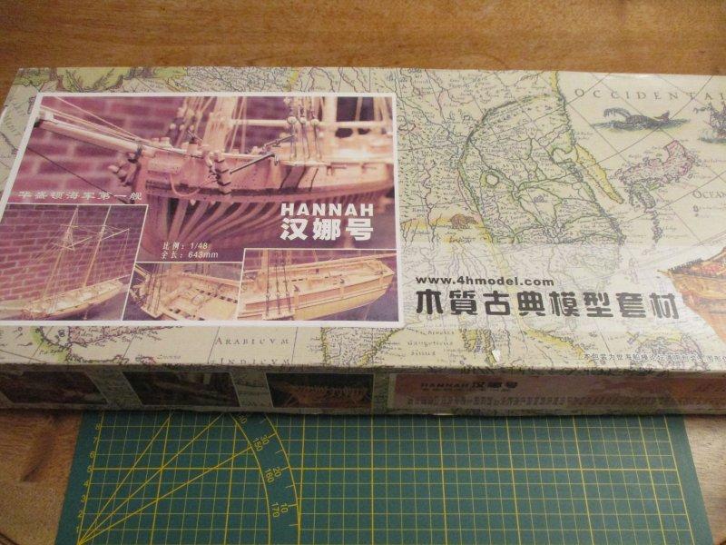 USS Hannah - 1/48e - ZHL Model  Hannah10