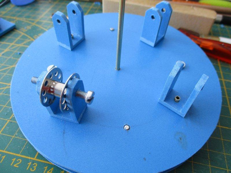 Machine à commettre les cordages par Fred P. Machin32