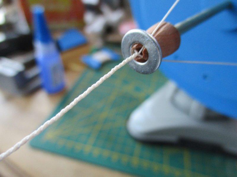 Machine à commettre les cordages par Fred P. Machin36