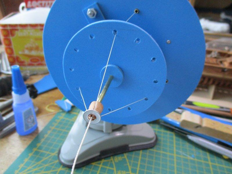 Machine à commettre les cordages par Fred P. Machin37