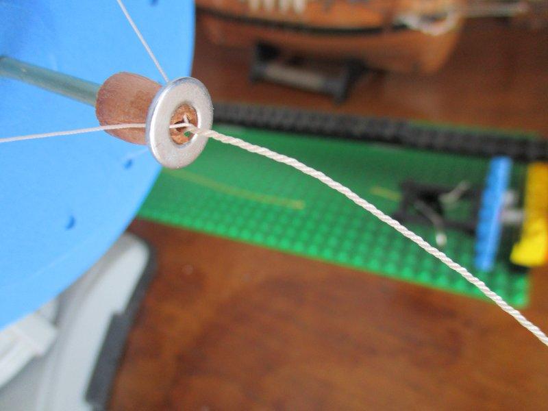 Machine à commettre les cordages par Fred P. Machin39