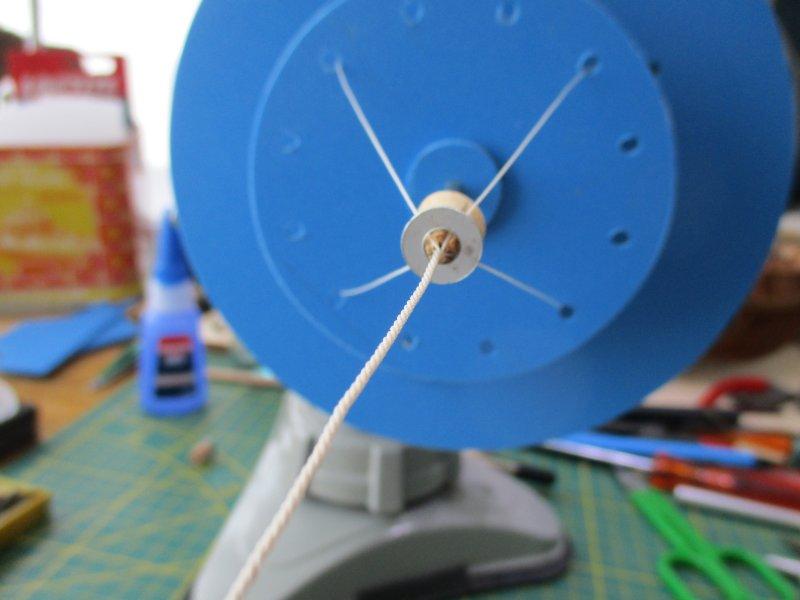 Machine à commettre les cordages par Fred P. Machin42