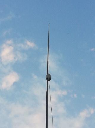 Antenne 50MHz souple en coaxial pour les vacances et le portable Antenn10