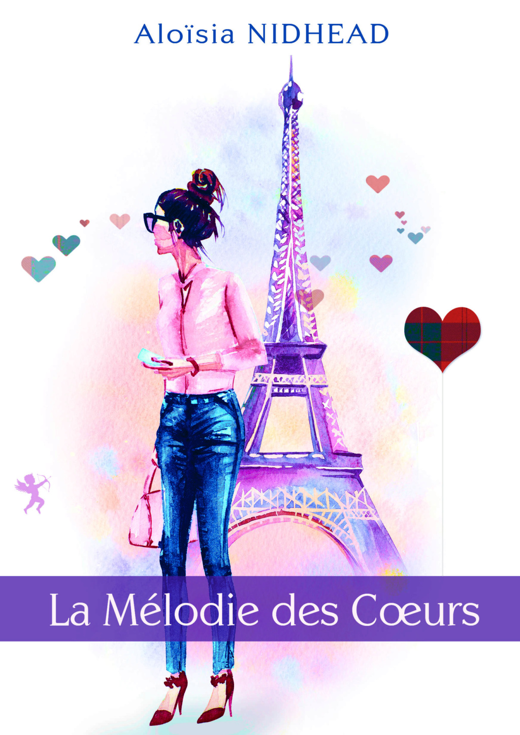 NIDHEAD Aloïsia - La Mélodie des Coeurs Couv_210